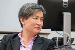 Australian senator Penny Wong