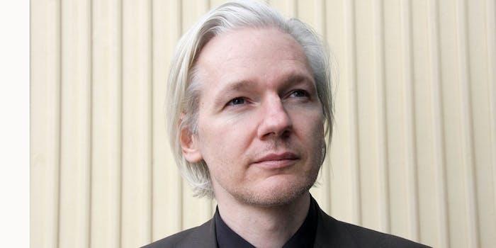 Julian Assange, founder of Wikileaks: Leaked WikiLeaks Twitter Messages Slam 'Sadistic' and 'Hawkish' Clinton