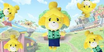 Isabelle plush