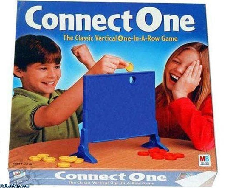 connect one connect four meme