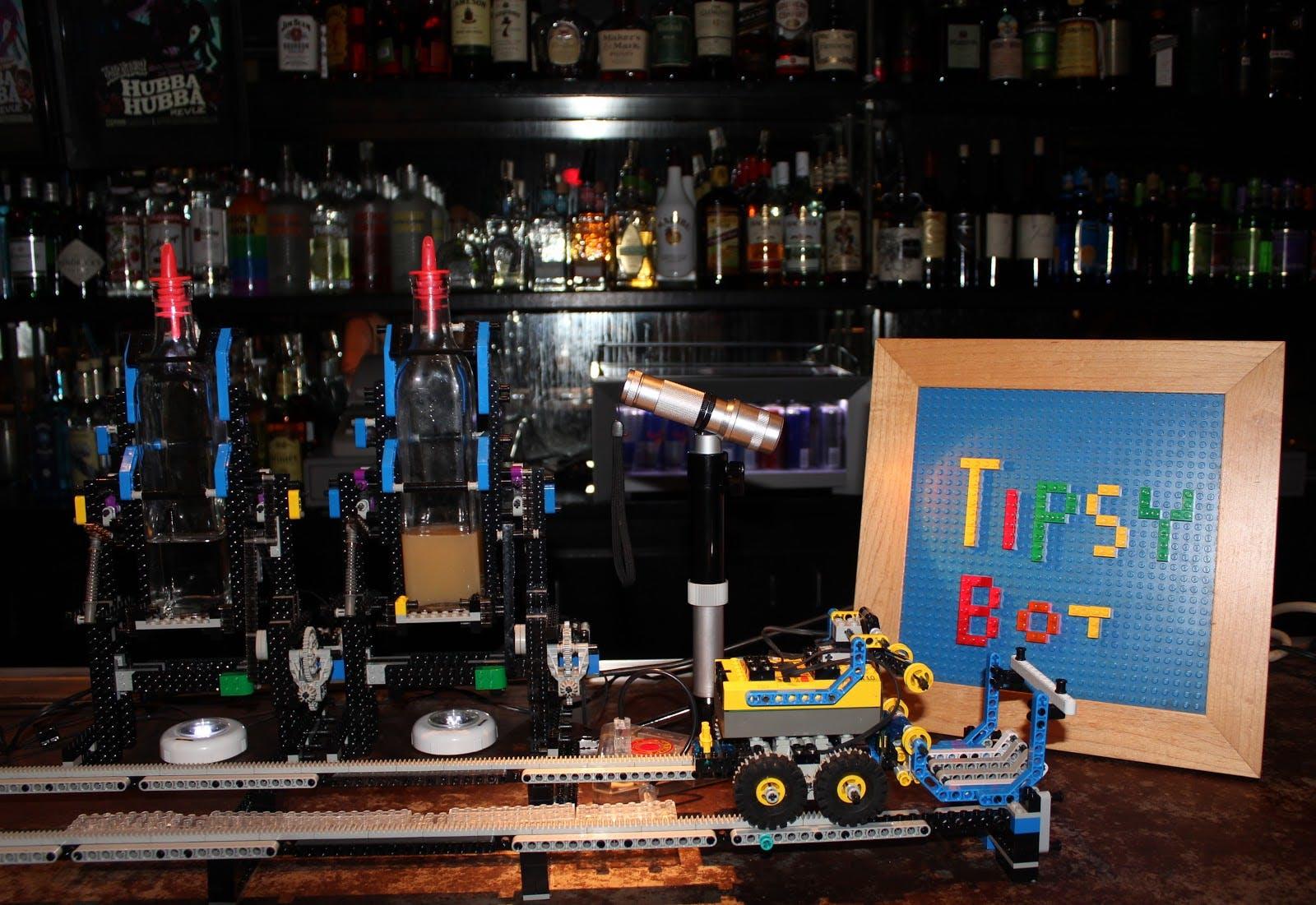 tipsybotrobot
