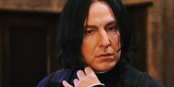Severus Snape actor