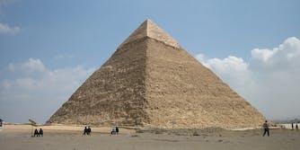 Great Pyramid at Giza