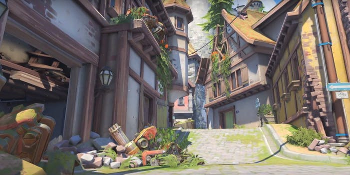 overwatch year one event