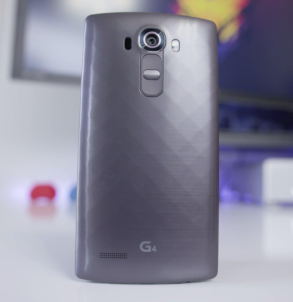 cheap unlocked smartphones : lg g4 flagship smartphone