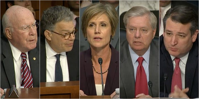 Senate Judiciary Subcommittee Russia Hearing