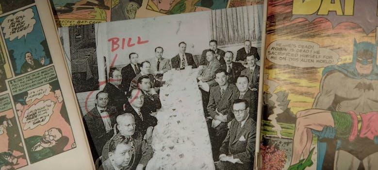 best documentaries hulu : Batman and Bill