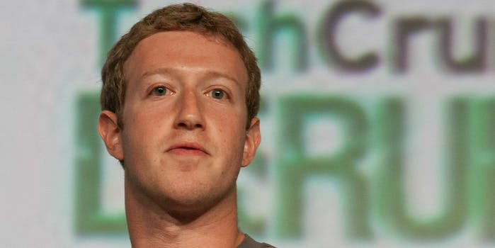 mark zuckerberg facebook ceo founder