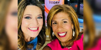 Hoda Kotb joins the 'Today' show as a co-host