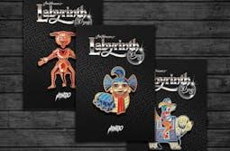 Labyrinth pins