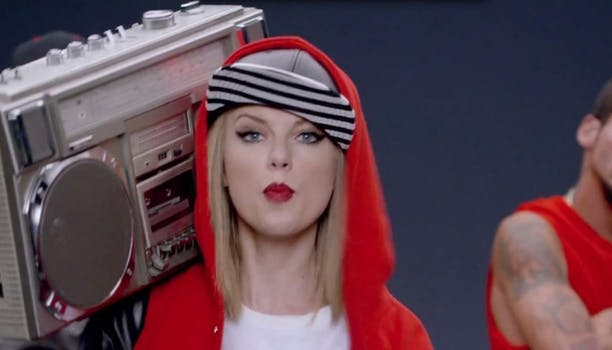 top 10 youtube videos : taylor swift shake it off