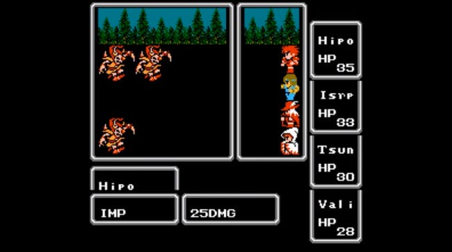 nes games: Final Fantasy