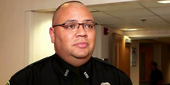 Officer Omar Delgado, who saved a man during the Orlando Pulse shooting, is being fired