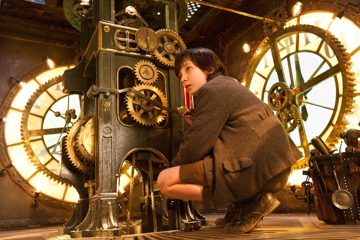Martin Scorcese's 'Hugo' is full of steampunk markers