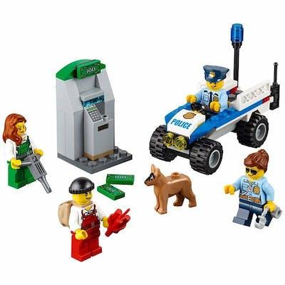 best lego sets for girls : City Police Starter Set