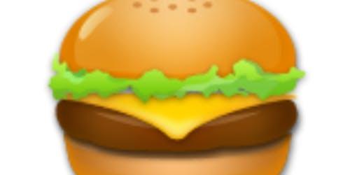 lg burger emoji