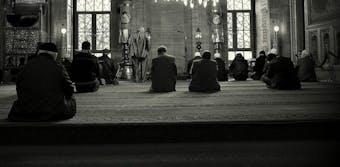 mosque prayer islam muslim