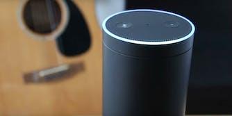amazon alexa echo smart speaker