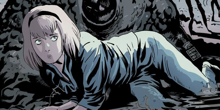 Riverdale Afterlife Archie Sabrina