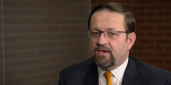 A caller dialed into CSPAN on Sunday to criticize former White House adviser Sebastian Gorka on Sunday for supporting President Donald Trump.