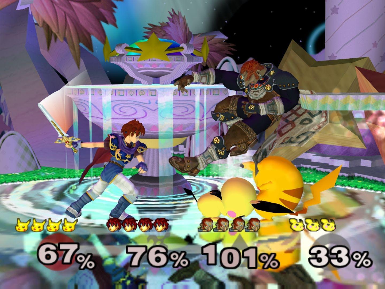 'Super Smash Bros. Melee' emulation