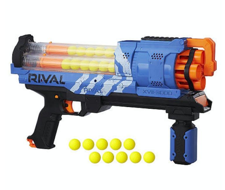 coolest nerf guns: Nerf Rival Artemis XVII-3000