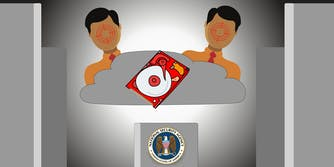 """The NSA had codename """"red disk"""" leaked while it was on an amazon server."""