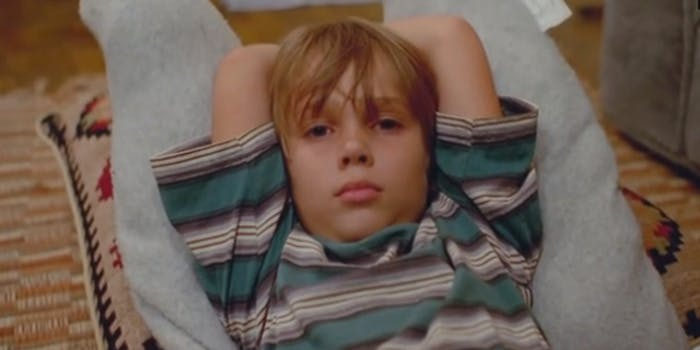 best movies on netflix: Boyhood