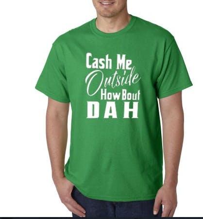 cash me ousside shirt