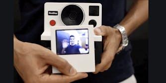 polaroid gif camera Abhishek Singh