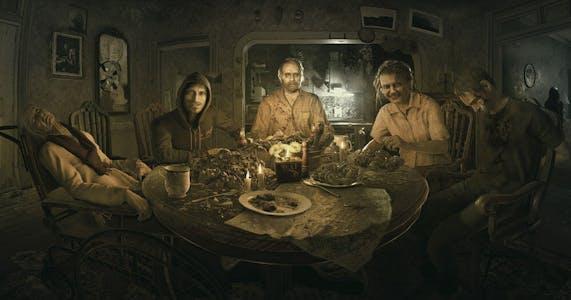 resident evil 7 single-player games