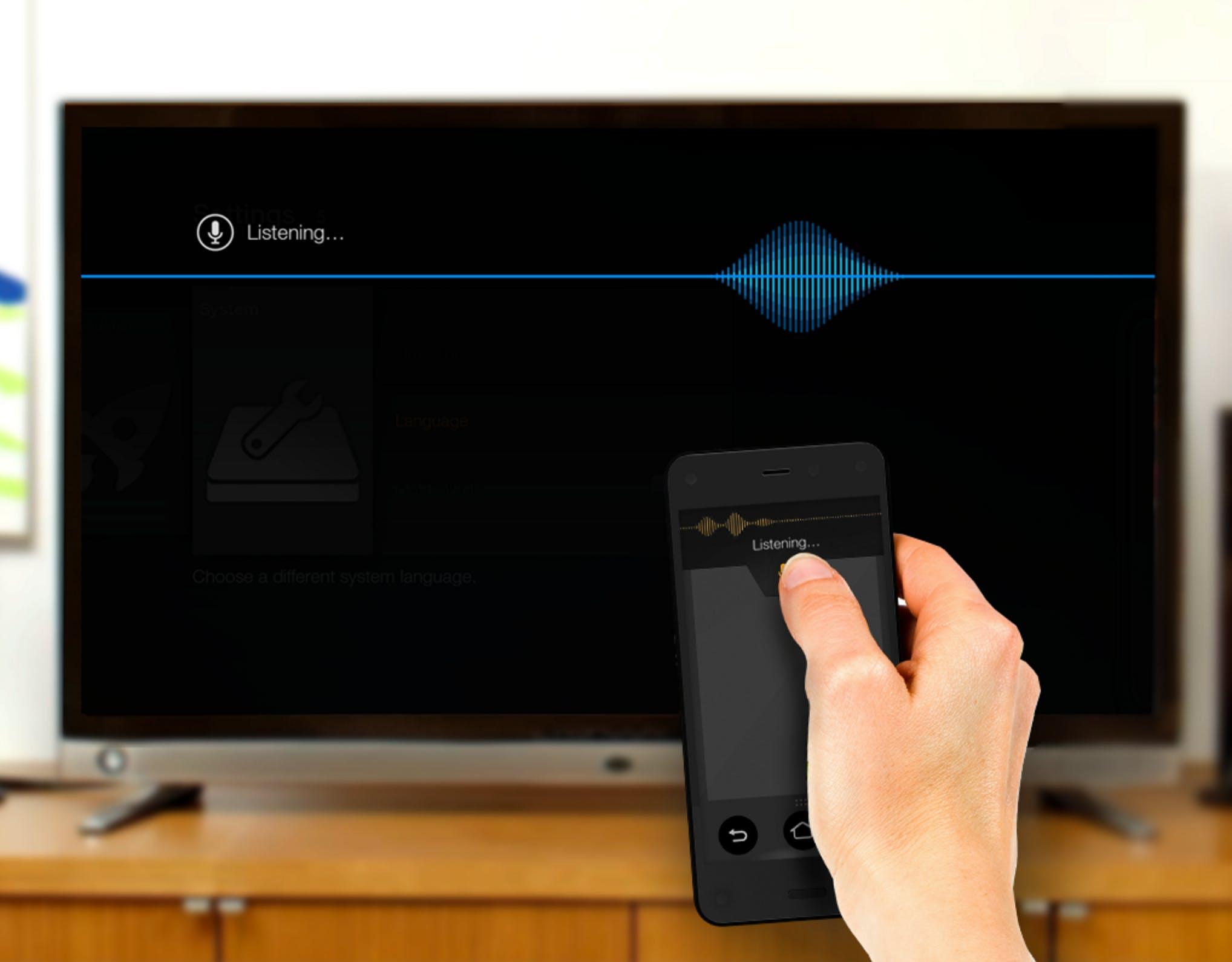 smart tv keyboard : Amazon Fire TV google play