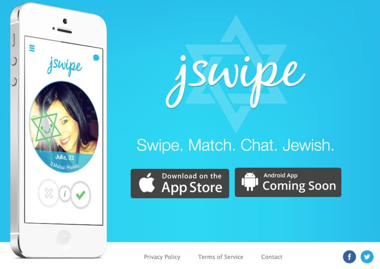 What its like to use a dating app for Jews only