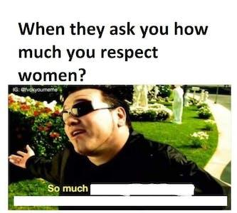 respect women backstreets meme smash mouth