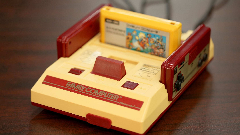 Nintendo NES facts: The Nintendo Family Computer