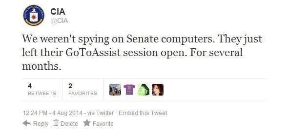 CIA tweet 2