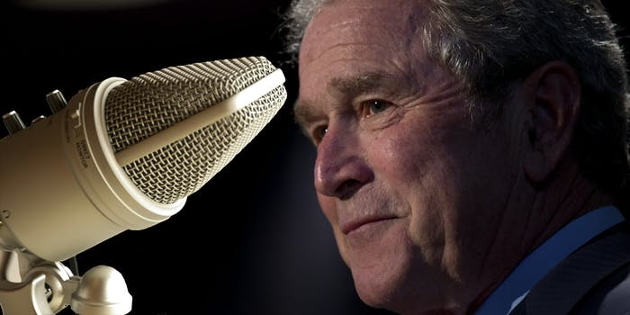 We're All Gonna Die podcast discusses George W Bush