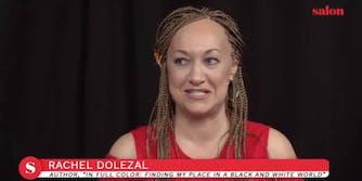 Rachel Dolezal in an interview with Salon.