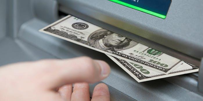 ATM money transfer