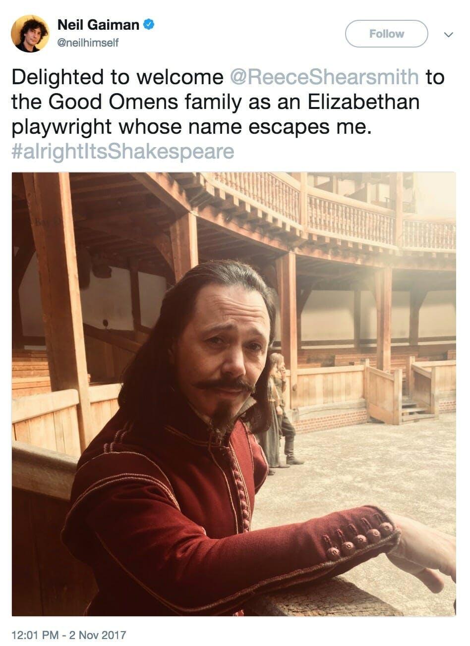 new omens cast
