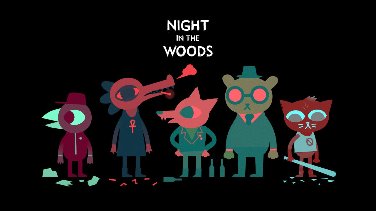nintendo switch ports : night in the woods