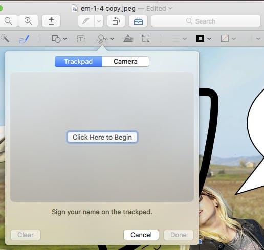 photo editor mac free