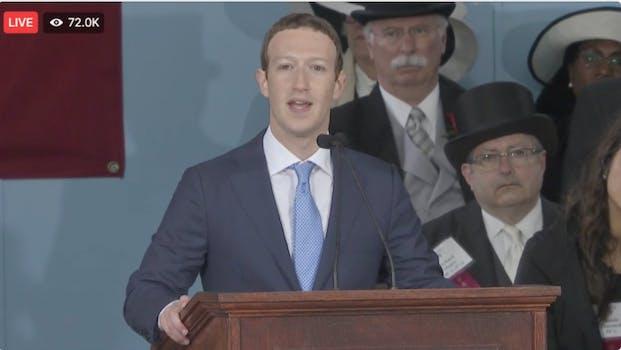 mark-zuckerberg commencement memes