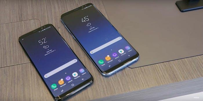 smartphones s8 plus
