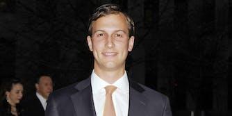 Jared Kushner President Donald Trump's Son-in-Law