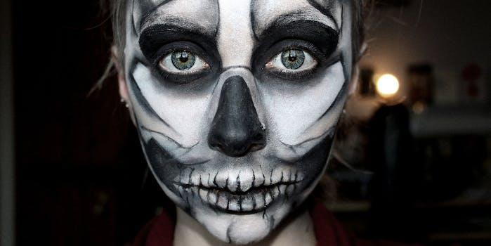 best halloween makeup
