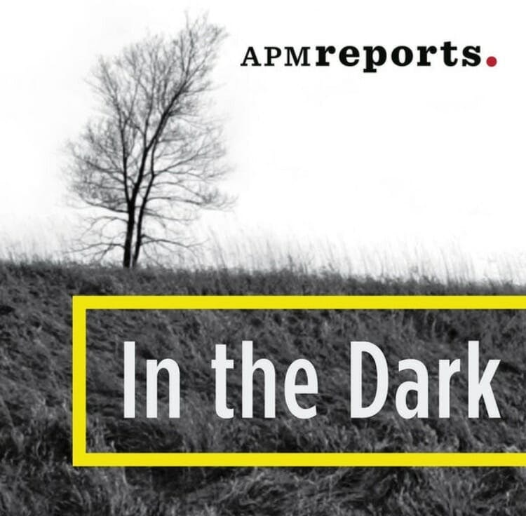 best crime podcasts : in the dark