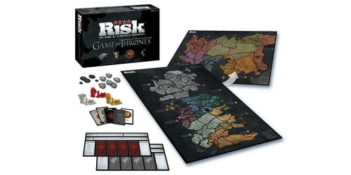game of thrones board games
