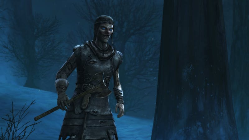 Telltale pays off with some wights much quicker than the HBO show did.
