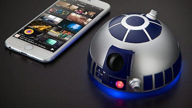 r2-d2 bluetooth speaker
